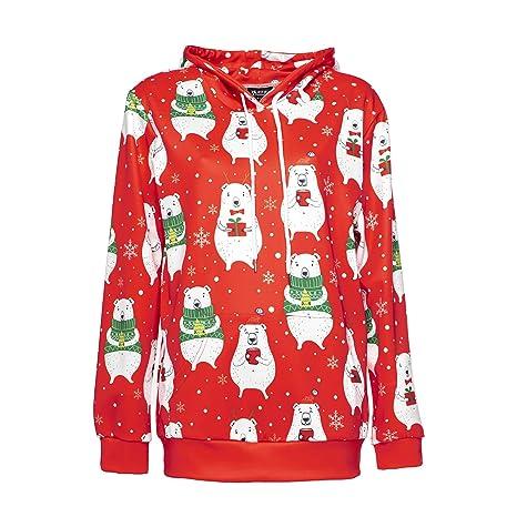 Jojo Christmas Sweater.Amazon Com Jojo Christmas Hoodie Sweater Snowflake White