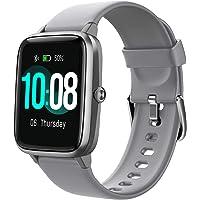 GRDE Smartwatch, Relojes Inteligentes Hombre Impermeable IP68 para GPS Deportivo con Pulsómetro, Calorías, Monitor de…