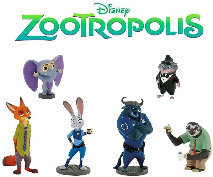 Bullyland 13171 Zoomania Judy Hoops  Figur Disney Neu