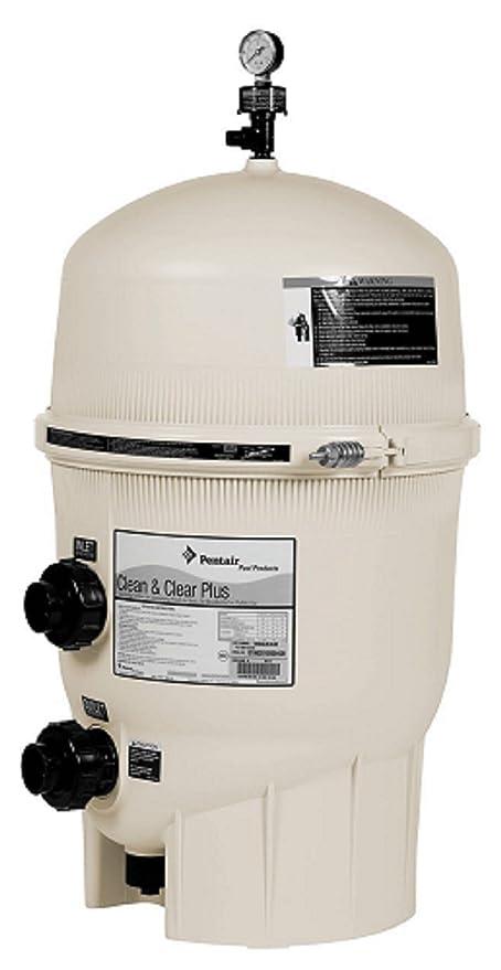 amazon com pentair 160340 clean clear plus fiberglass reinforced rh amazon com Pentair Water Filtration Backwashing a Pentair Pool Filter