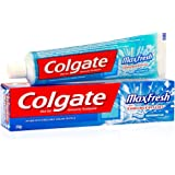 Colgate Toothpaste Maxfresh Peppermint Ice - 150 g (Blue Gel)
