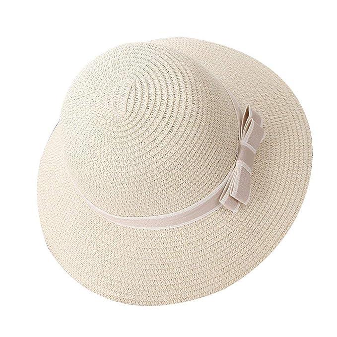 Gorros Sombrero De Mujer Sombrero De Holgado Sombrero Verano Modernas Casual Sombrero De Paja Sombrero De Paja Playa Bohemia Sombrero De Playa De Verano ...