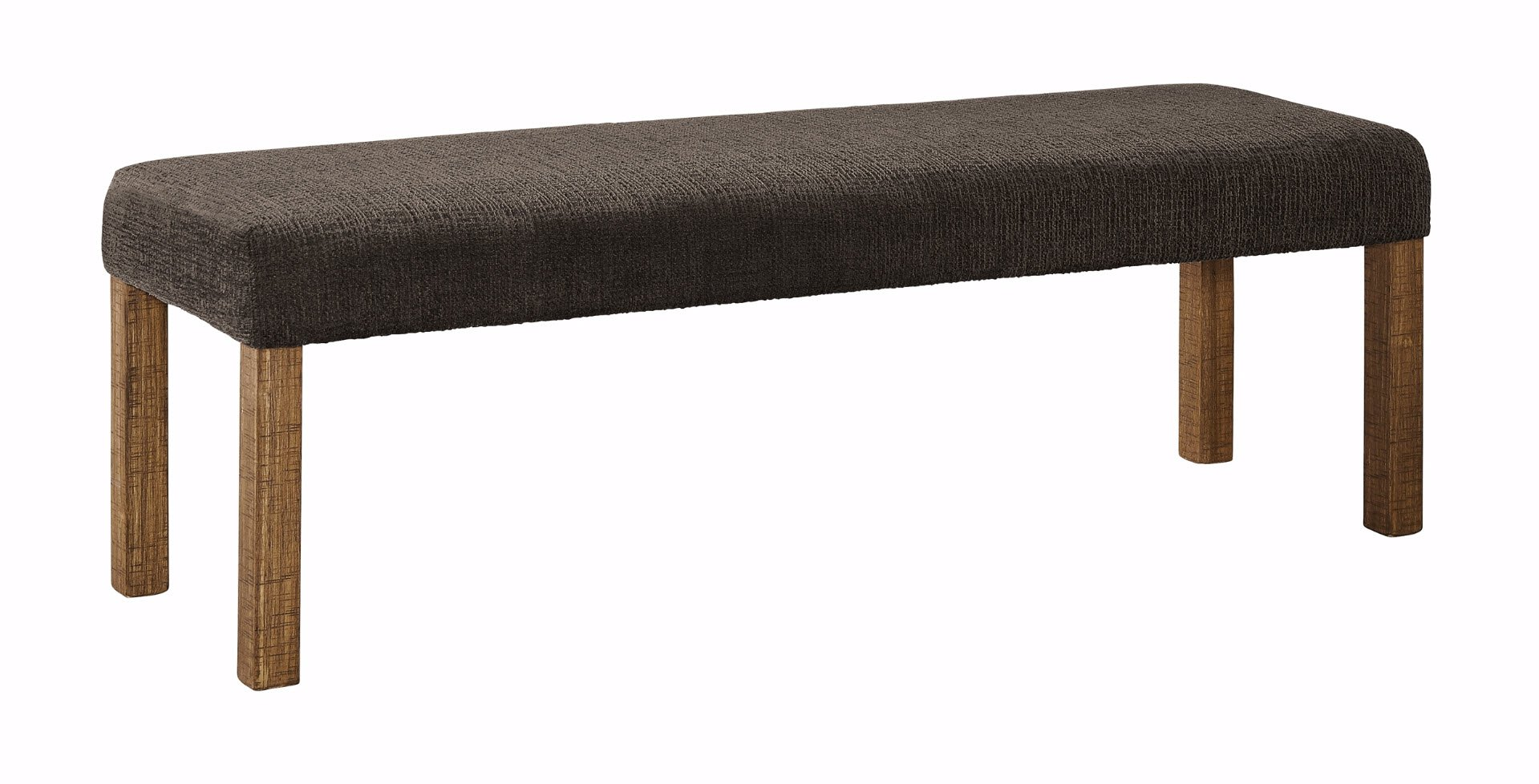 Ashley Furniture Signature Design - Tamilo Dining Room Bench - Rustic Style - Two-tone