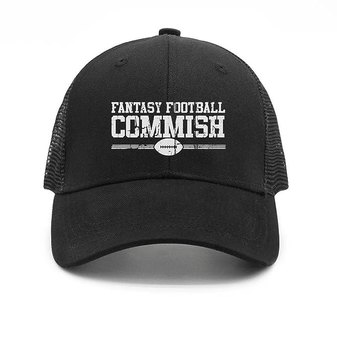 a0edcad4e8d TylerLiu Fantasy Football Commish Cool Snapbacks Truker Hats caps Unisex  Adjustable Fashion at Amazon Men s Clothing store