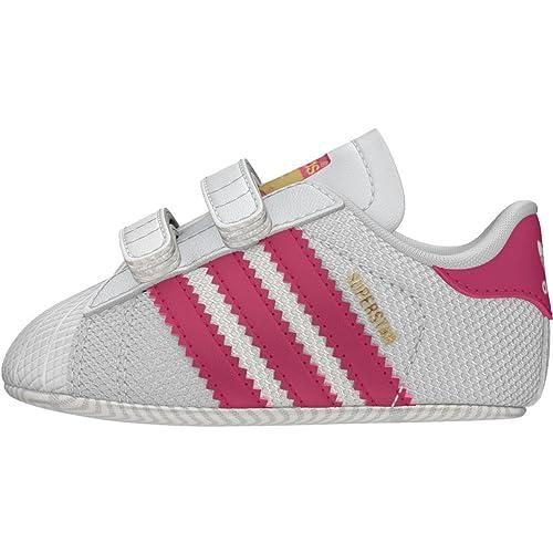 adidas Superstar Crib, Mocasines Unisex Bebé: Amazon.es: Zapatos y complementos