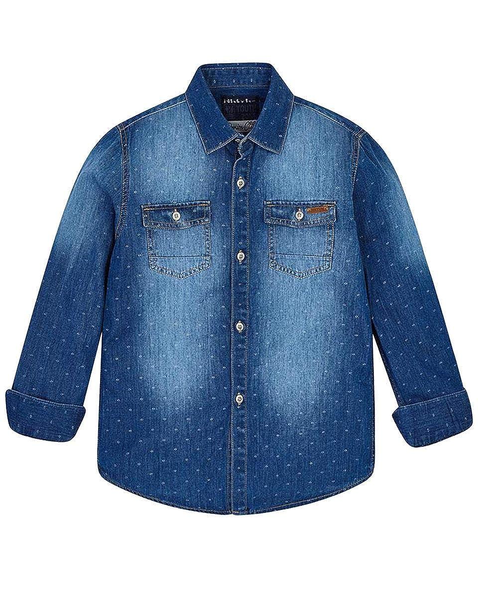 Mayoral Camicia Jeans da Bambino