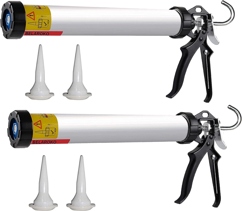 10Pk Silicone Sausage Gun Nozzles For Use With The Silicone Sausage Combi Gun