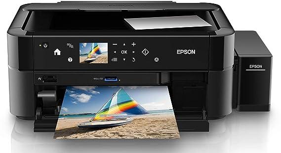 Epson L850 Multi Function Printer  Black  Ink Tank Printers
