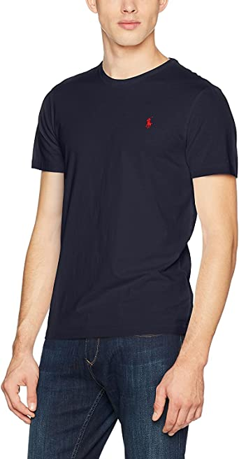 Polo Ralph Lauren tee-Shirts Camiseta para Hombre: Amazon.es ...