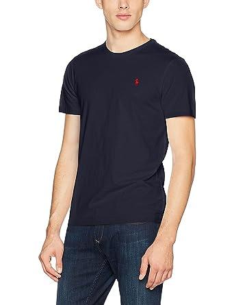 Polo Ralph Lauren tee-Shirts Camiseta para Hombre: Amazon.es: Ropa ...
