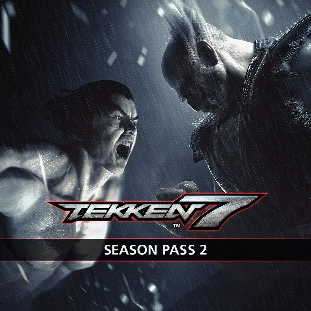 Tekken 7 Season Pass 2 Online Game Code Foldable Fan Ps4 Region 3 English Video Games
