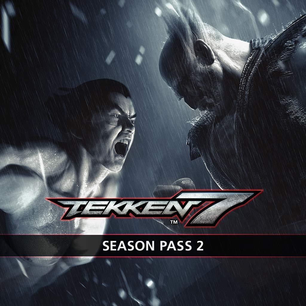 Amazon Com Tekken 7 Season Pass 2 Online Game Code Online