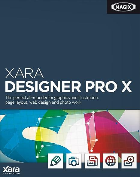 Resultado de imagen para Xara Designer Pro X