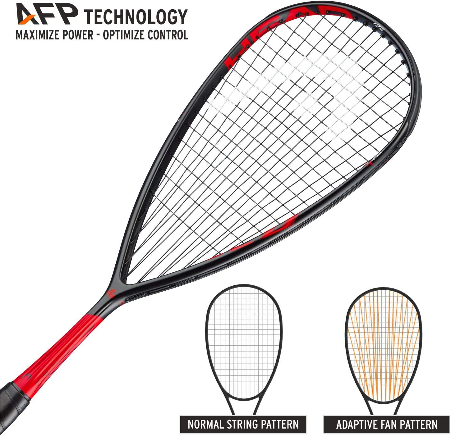 HEAD Graphene 360 Speed 135 Squah Racquet Latest Model Amplifying your Energy