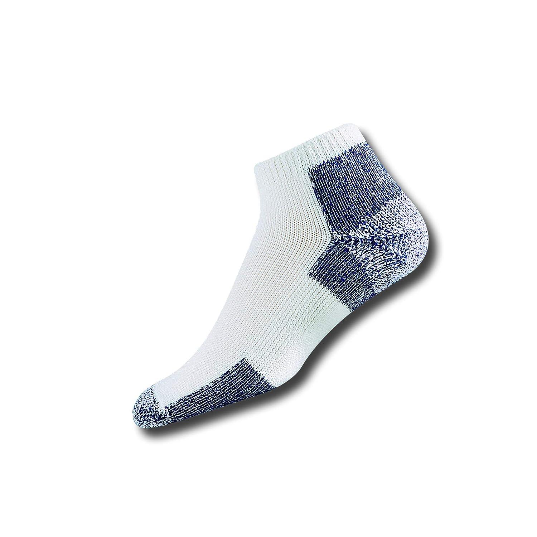 Thorlos Unisex Thick Padded Running Low Cut Sock