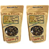 Healthy, Natural Treats for Training Dogs - Compatible with Video Pet Cam Furbo Petzi - Made in USA by Lose A Finger