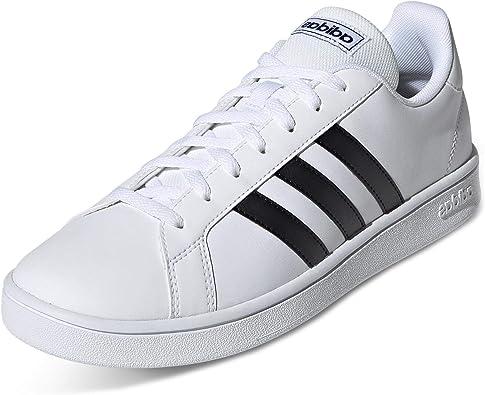 adidas grand court k uomo