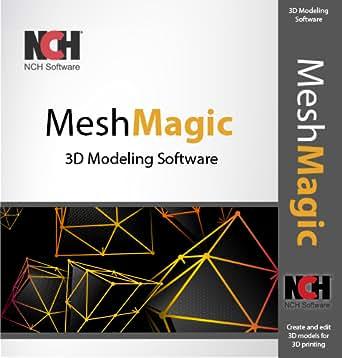Meshmagic 3d Free 3d Modeling Software