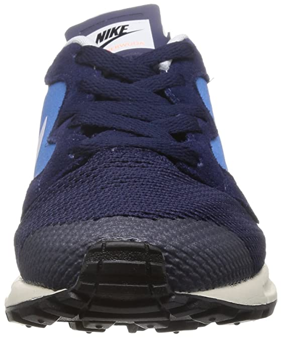 the best attitude 46630 26906 Amazon.com   555305-402 MEN AIR BERWUDA NIKE BLITZ BLUE BLACKENED BLUE    Road Running