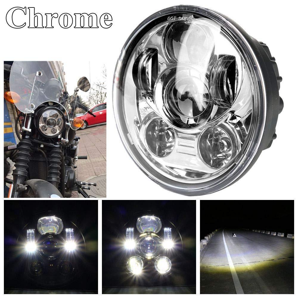 Lighting Assemblies Accessories Hozan Black 575 Led Headlight