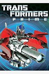 Transformers Prime: The Orion Pax Saga Paperback