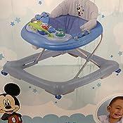 Plastimyr Mickey - Andador, diseño retro: Amazon.es: Bebé