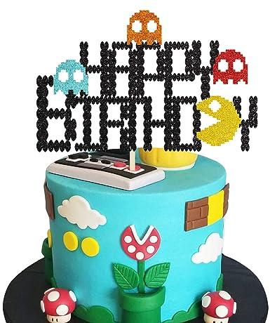 Kara S Party Ideas Pac Man Video Game Birthday Party Kara S Party Ideas