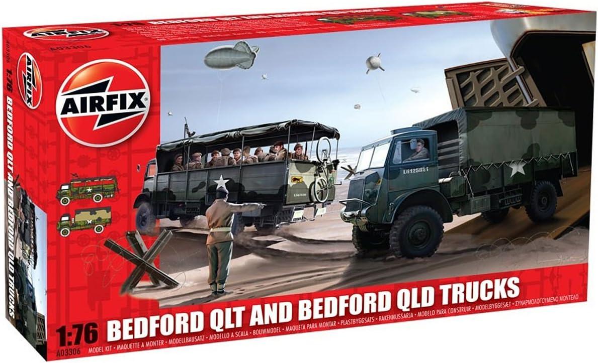 A03306 Bedford QT v1 Maquette Airfix