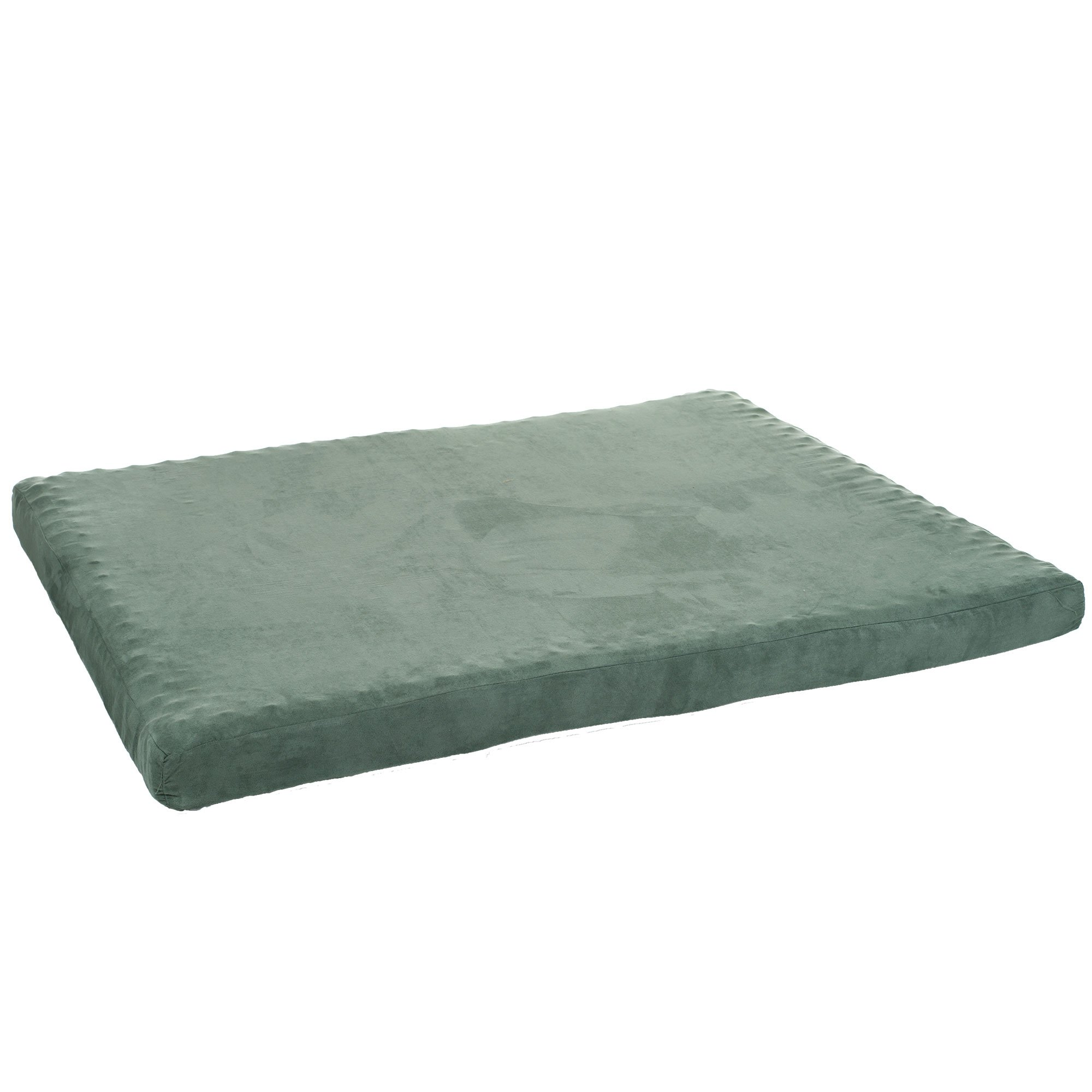PETMAKER Orthopedic Super Foam Pet Bed - 25.5 x 19 inches - Forest