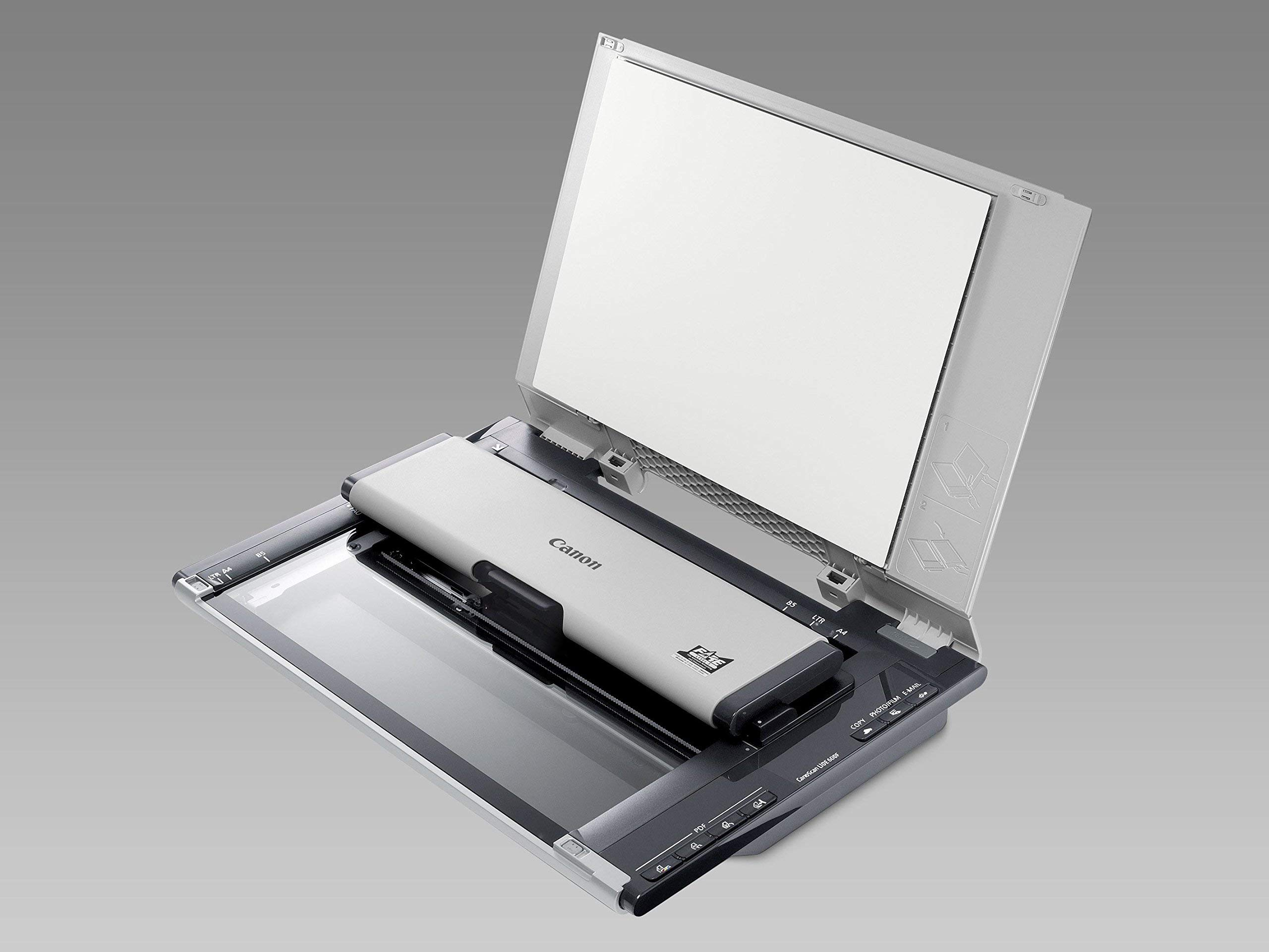 Canon CanoScan LiDE 600F scanner (0302B002) (Renewed) by Canon