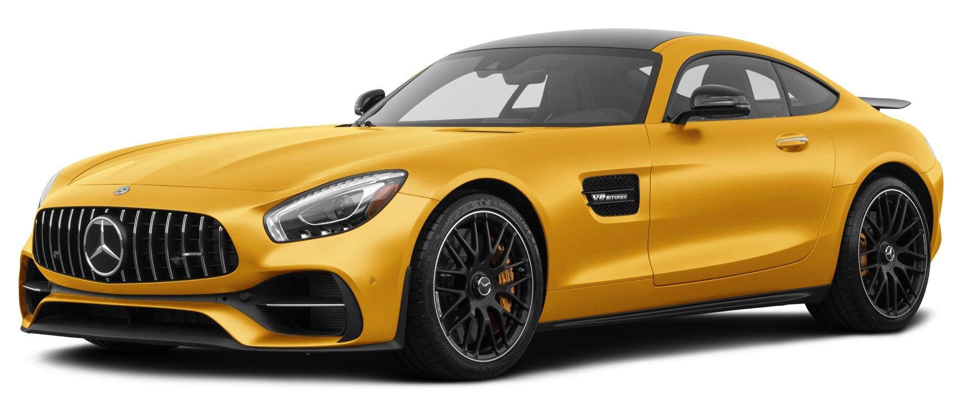 Amazon.com: 2018 Mercedes-Benz AMG GT C Reviews, Images ...