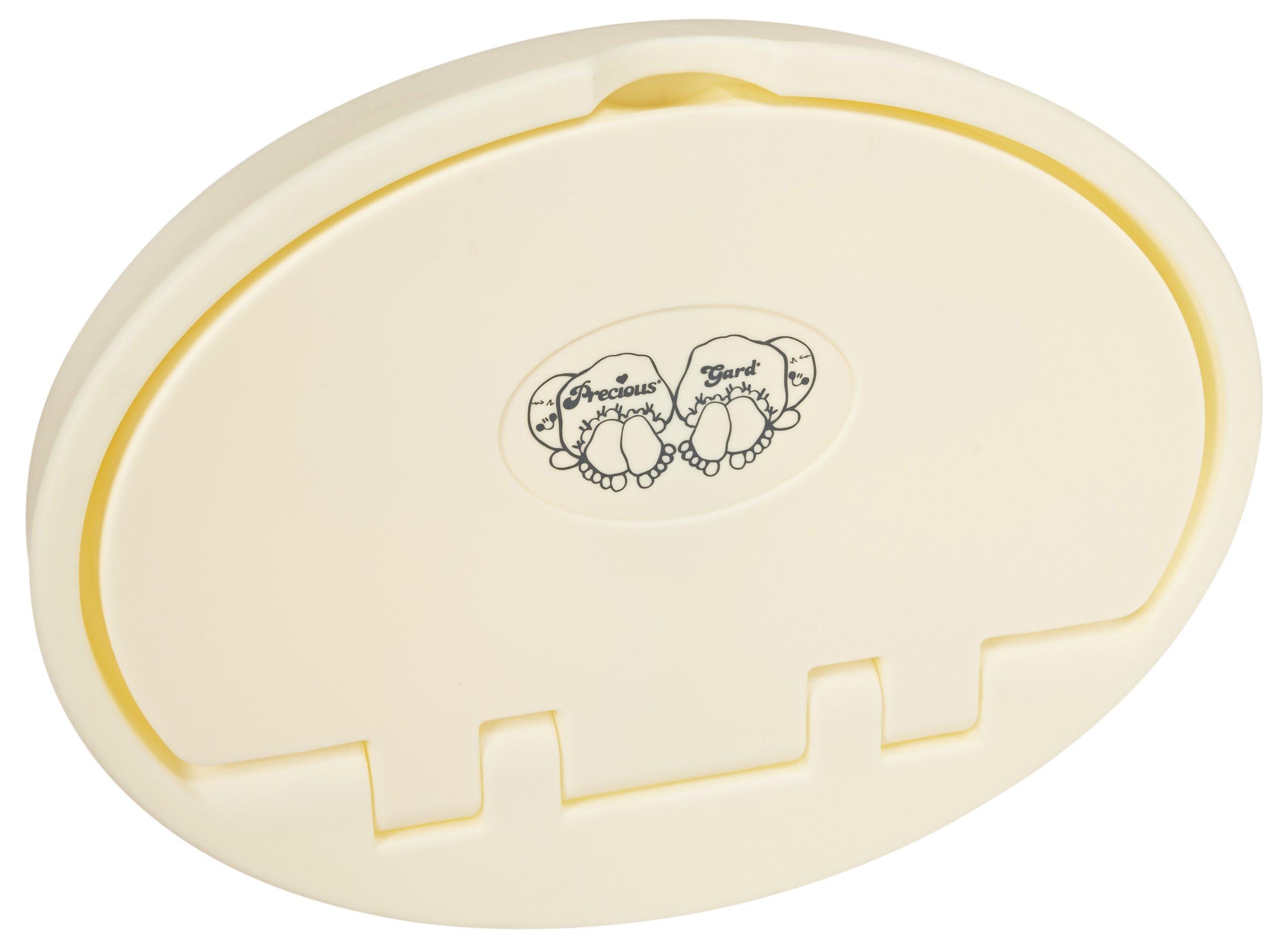 Precious Baby Changing Table, Hospeco 67016, White by Hospeco