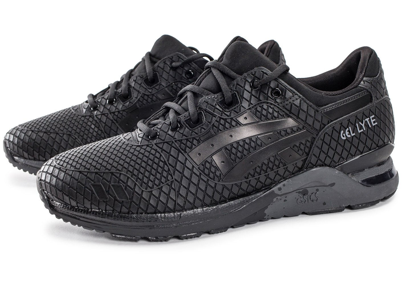 Asics Gel Lyte Evo Sneakers Homme: : Sports et