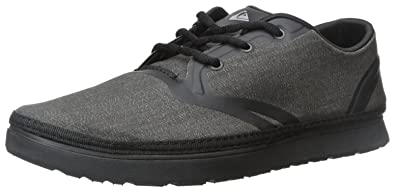 a2e7db232b2 Quiksilver Men's AG47 DF Amphibian Water Shoe, Grey/Black/Black, 11 ...