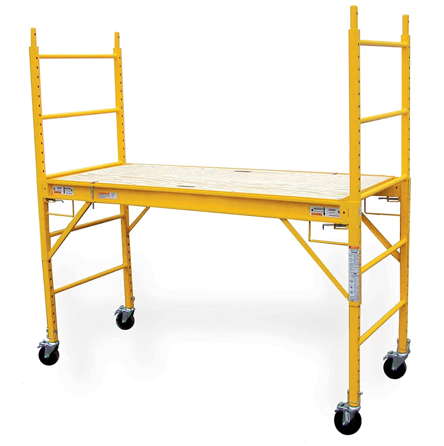 Pro-Series GSSI Multi Purpose Scaffolding, 6-Feet Buffalo Tools 05626AZ