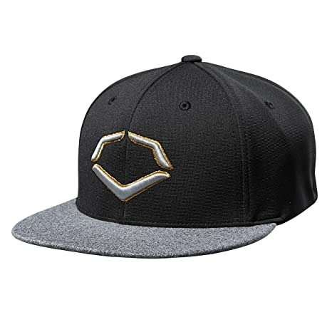ce99e6d1da5 Amazon.com   EvoShield Gold Thread Flex Fit Hat   Sports   Outdoors