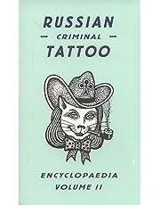 Russian criminal tattoo encyclopedia: Russian Criminal Tattoo Encyclopaedia Volume II: 2