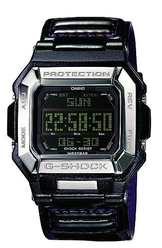 G-SHOCK G-7800L-1ER - Reloj digital de caballero de cuarzo con correa de plástico negra (cronómetro, alarma, luz) - sumergible a 200 metros: Amazon.es: ...