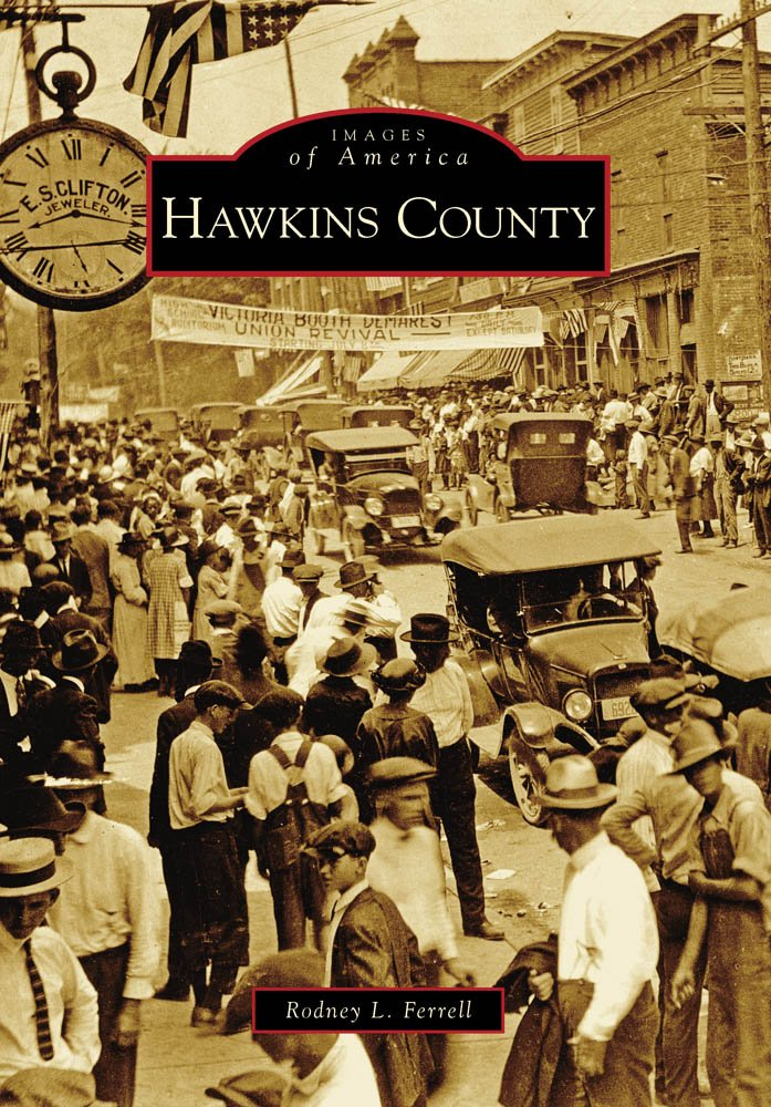 Hawkins County (Images of America) pdf epub