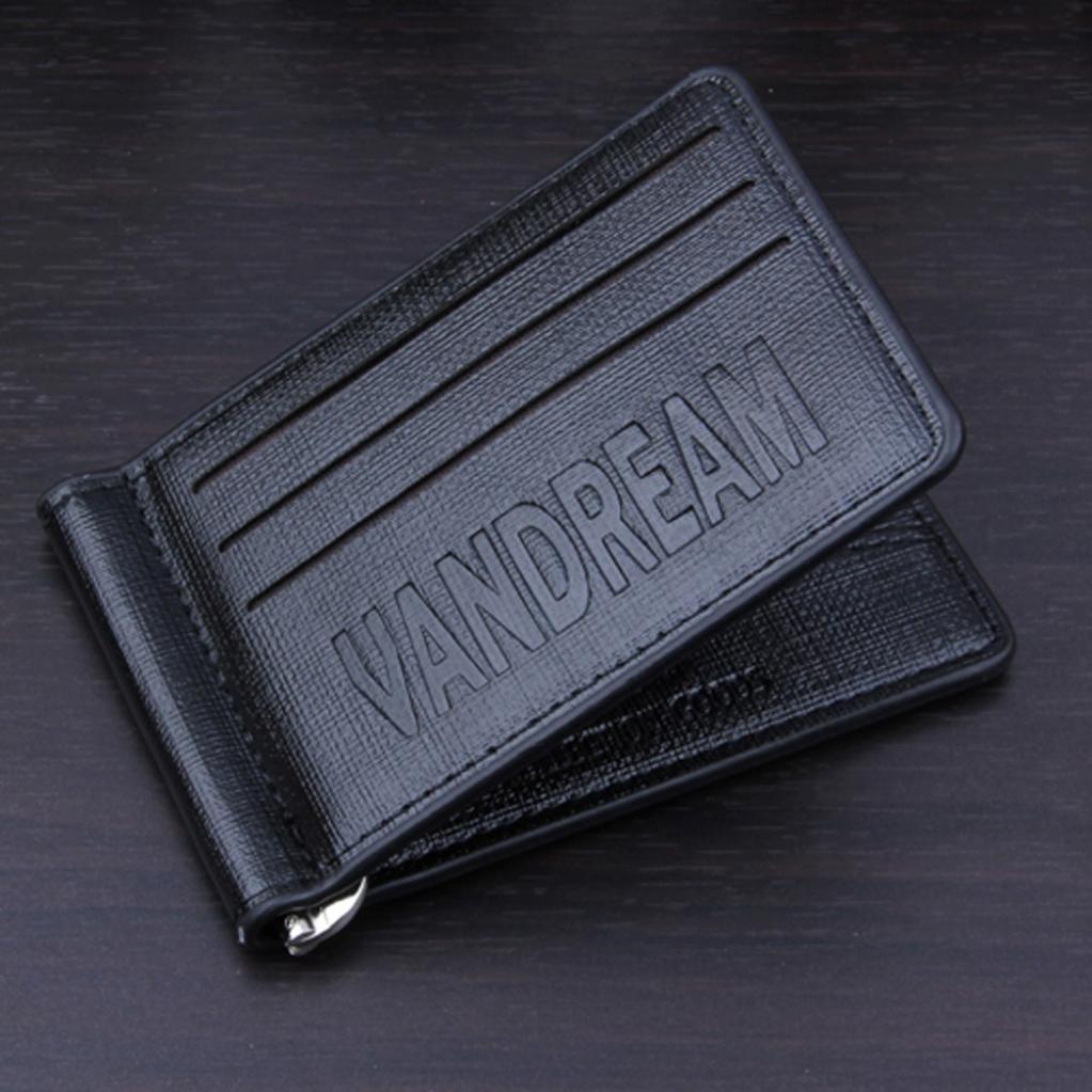 Womail Men Bifold Handbags Coin ID Credit Card Change Holder Wallet Key Bag