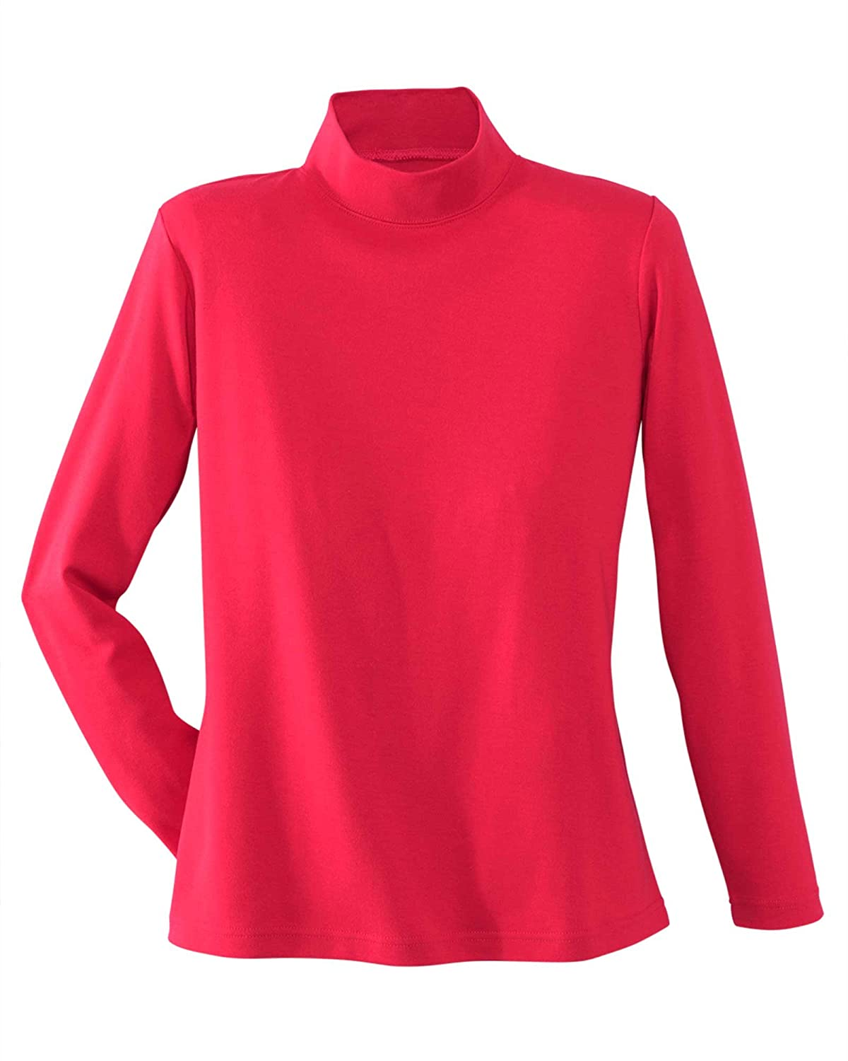 UltraSofts Mock Turtleneck at Amazon Women's Clothing store ...