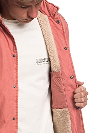 Amazon.com: Quiksilver Kaimon - Chaqueta para hombre: Clothing