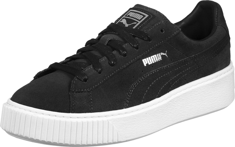 PUMA - Suede Platform - 36222301 - Color  Black - Size  6.0  Amazon.ca   Shoes   Handbags 84b9c6d73