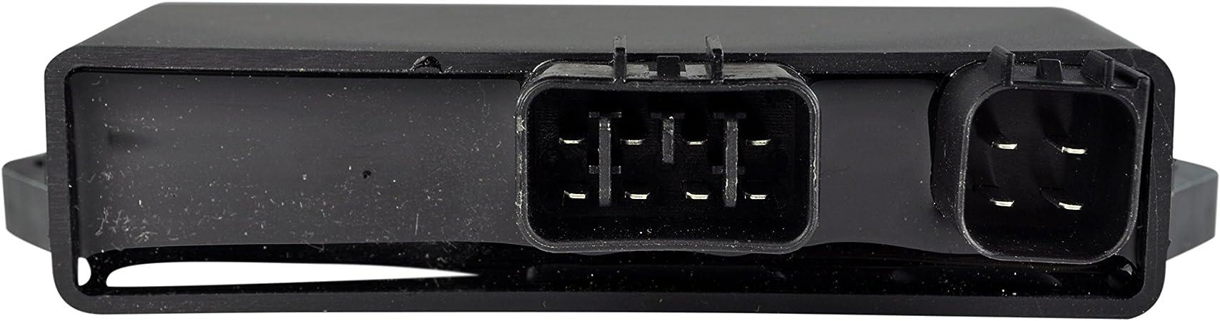 Cdi Box High Performance For Yamaha Yfm 350 Raptor Warrior 2002 2013 By Mister Electrical Auto