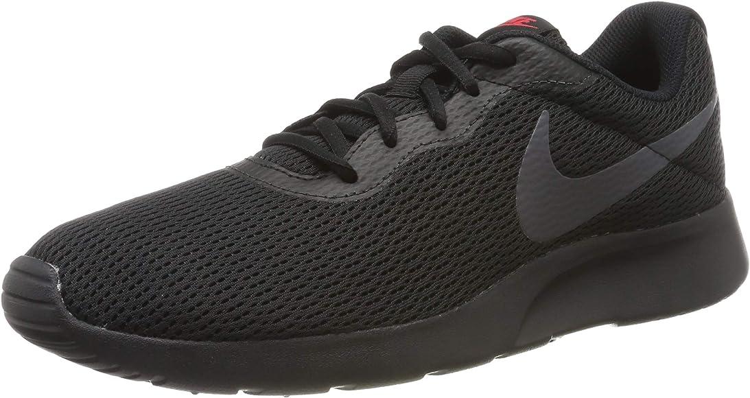 Zapatillas Nike Tanjun blanco negro Zapatillas Nike Hombre