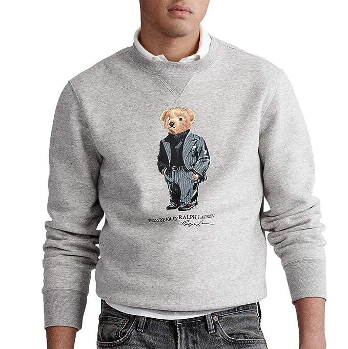 Polo Ralph Lauren Sudadera Magic Fleece (XS): Amazon.es: Ropa y ...