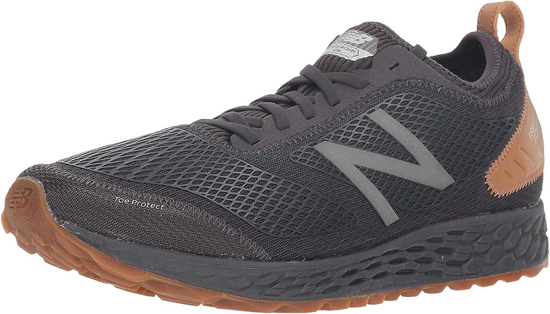 New Balance Mens Gobi V3 Fresh Foam Trail Running Shoe, Phantom ...