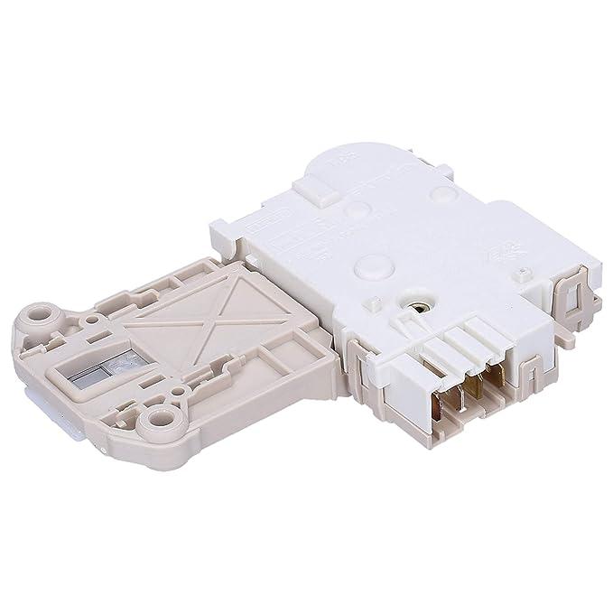 Wessper - Interruptor de bloqueo de puerta para lavadora ...
