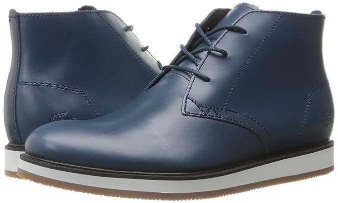 7a583a1949 LacosteMillard Chukka 316 1 Cam Fashion Sneaker - Bottines Chukka Millard  316 1 Cam Fashion Homme, Bleu (Bleu Marine), 41 EU: Amazon.fr: Chaussures  et Sacs