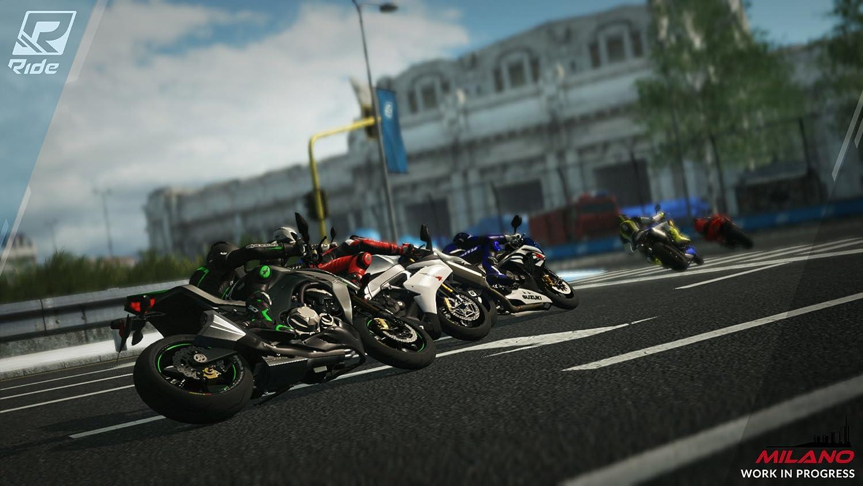 Ride (Playstation 4) [importación inglesa]: Amazon.es: Electrónica